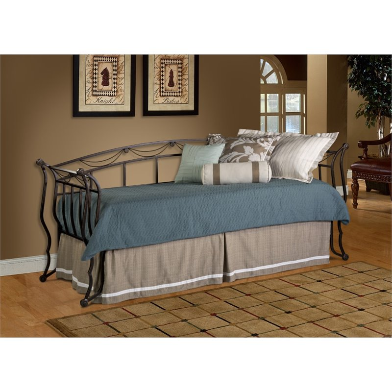 Kingfisher Lane Daybed in Black Gold