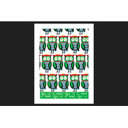 Mu Kitchen Life is a Hoot Cotton Dish Towel 1 pk - Case Of: 4; Each Pack Qty: 1;