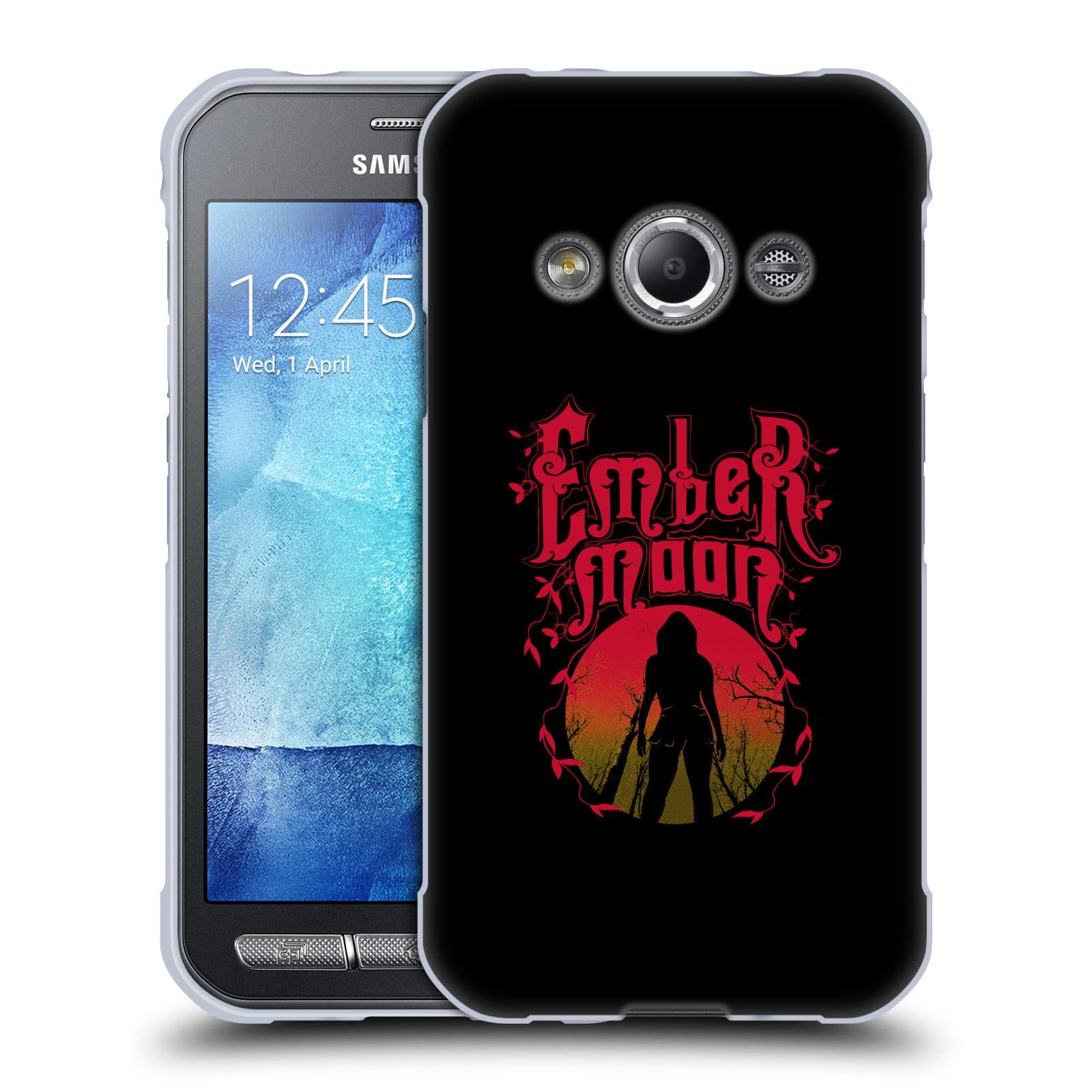 OFFICIAL WWE EMBER MOON SOFT GEL CASE FOR SAMSUNG PHONES 4