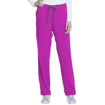 - Premium Collection Women's Active Four-Way Stretch Scrub Pant