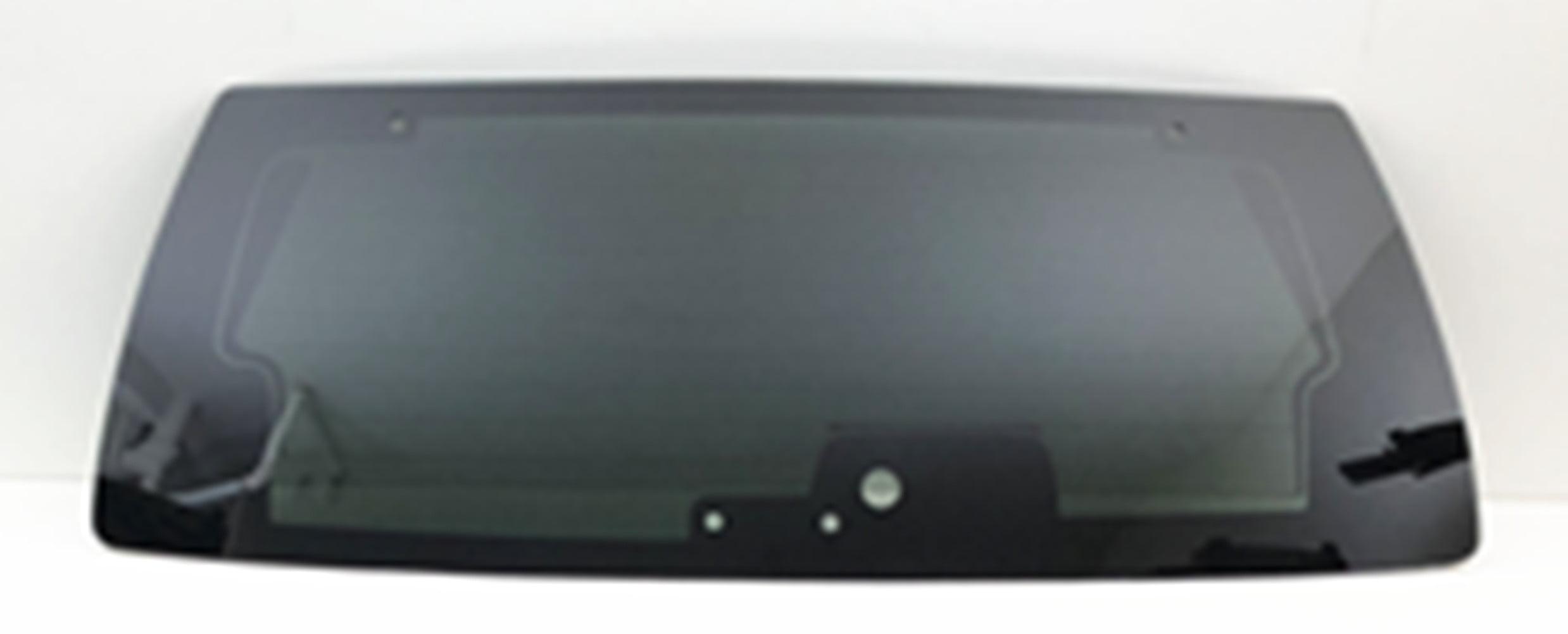 NAGD Compatible with 1997-2001 Mercury Mountaineer 4 Door Utility Passenger Side Right Rear Door Window Glass