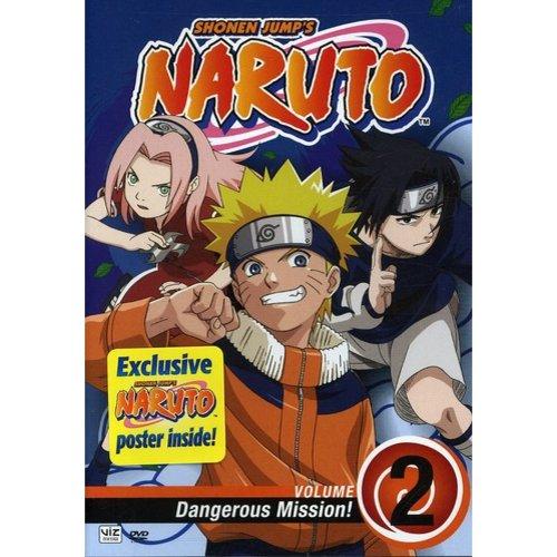 Naruto, Vol. 2: Dangerous Mission!