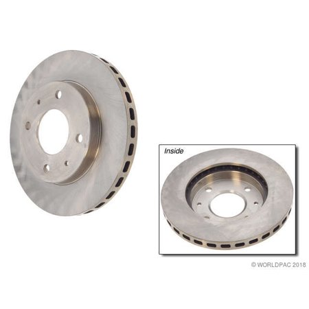 Brembo W0133-2051348 Disc Brake Rotor for Eagle / Mitsubishi / Plymouth