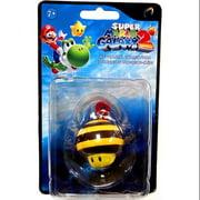 Super Mario Galaxy 2 Mushroom Keychain [Bee]