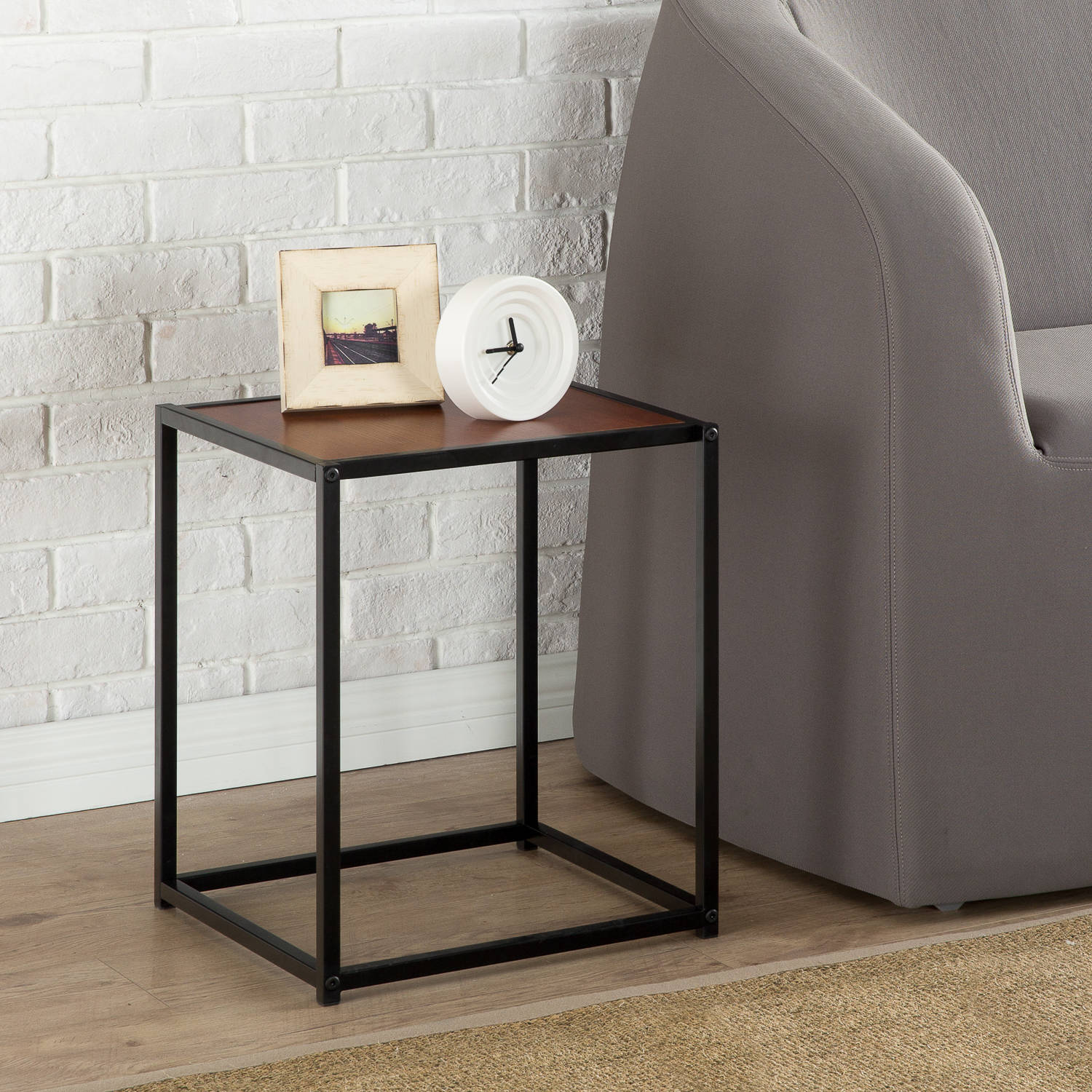 Modern Studio Collection Classic Cube Side Table