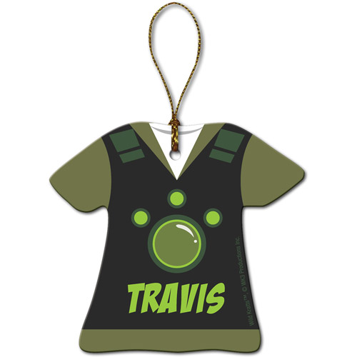 Personalized Wild Kratts Green Creature Power Suit Ornament