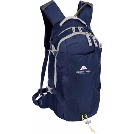 Ozark Trails Larimore Hydration Pack Backpack with 2-Liter Hydration