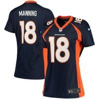 Peyton Manning Denver Broncos Nike Women's Game Jersey - Navy Blue