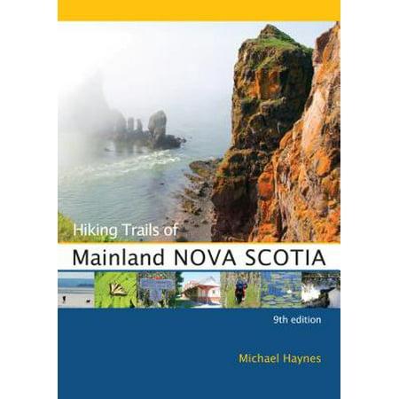 Hiking Trails of Mainland Nova Scotia - Paperback (Nova Scotia Trails)
