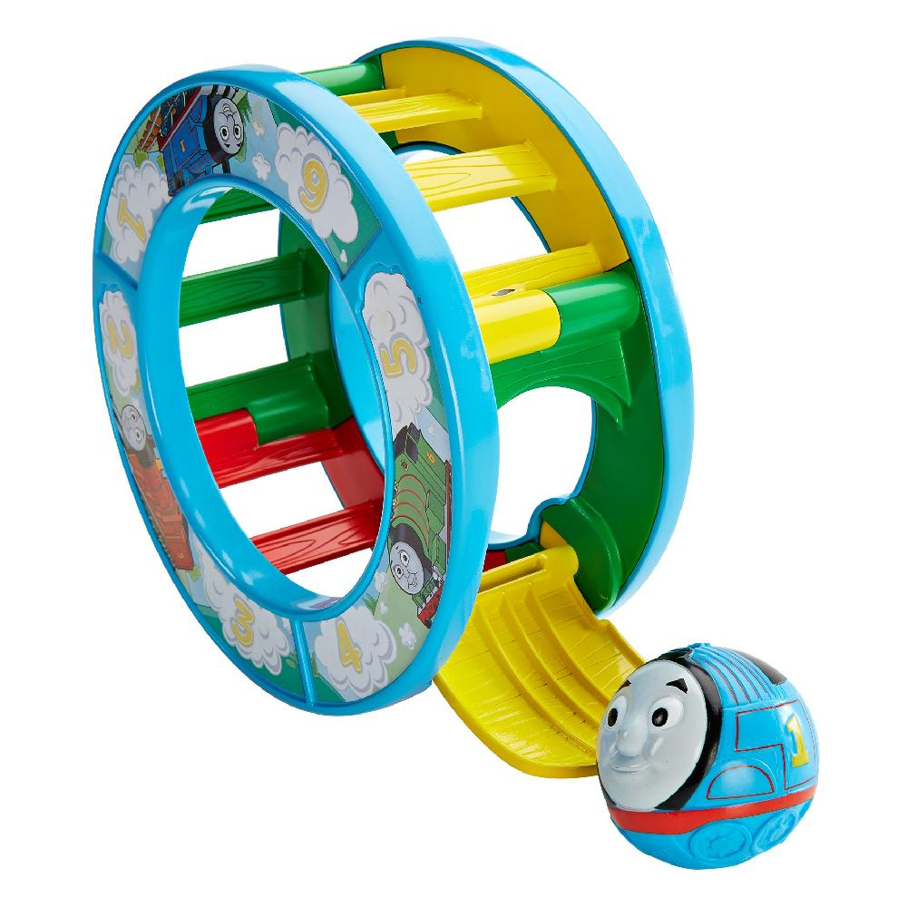 My First Thomas & Friends Thomas Rail Rollers Spinning Surprise