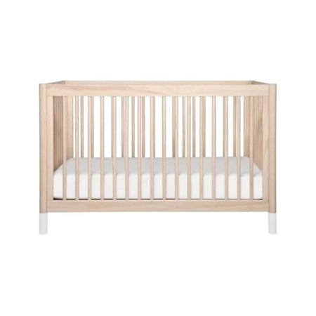 Babyletto Gelato 4-in-1 Convertible Crib in Washed Natural (Crisp Natural)