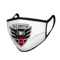 D.C. United Fanatics Branded Cloth Face Covering (Size Small)