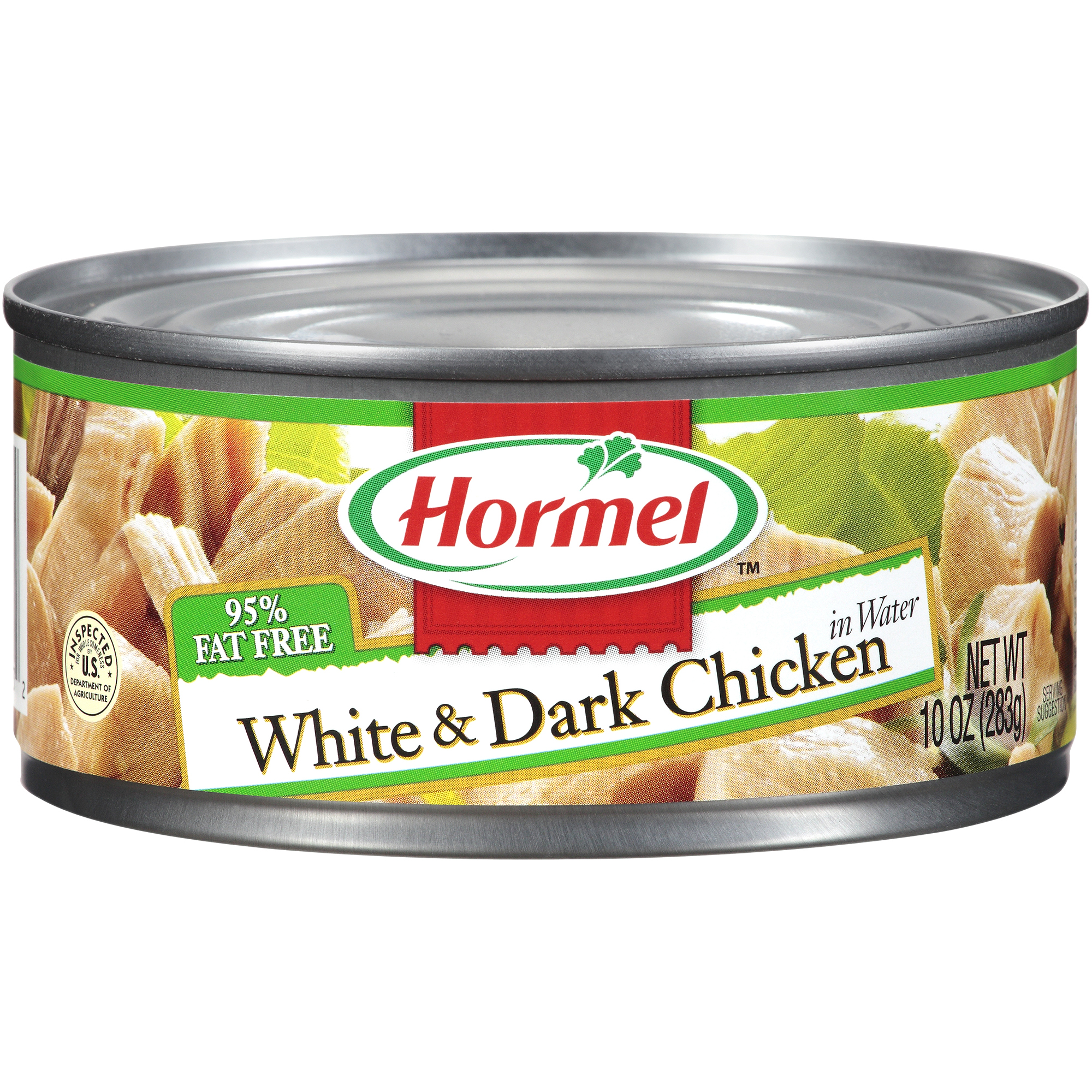 Hormel: Chunk In Water 95% Fat Free Chicken, 10 Oz