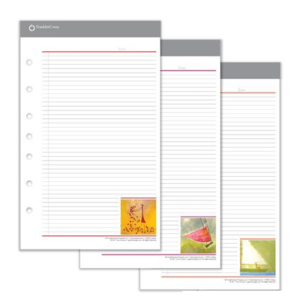 Classic Her Point of View Portfolio Notepads - Set of 3