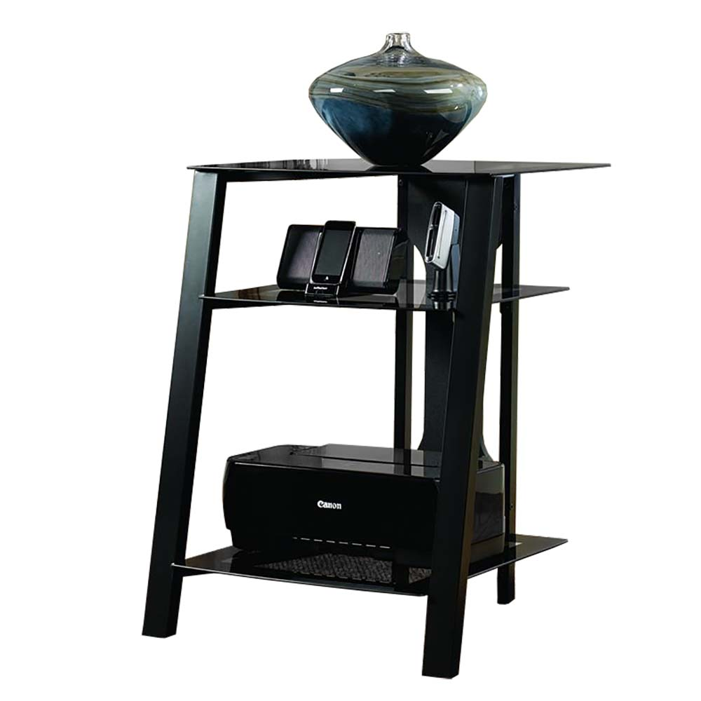 Sauder Mirage Technology Pier, Black