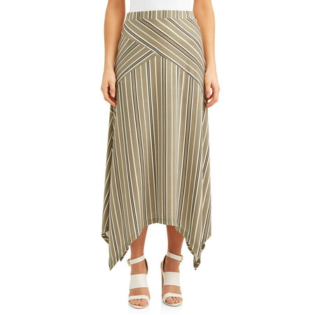 Women's Asymmetrical Skirt