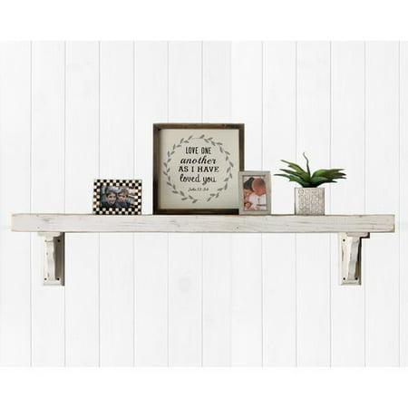 DougandCristyDesigns Decorative Fireplace Mantel Shelf](Decorating Your Fireplace Mantel For Halloween)