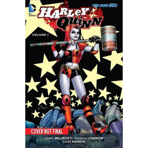 Harley Quinn 1: Hot in the City the New 52