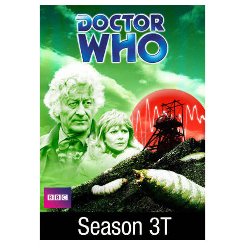 Classic Doctor Who Green Death: Season 3T (1973)