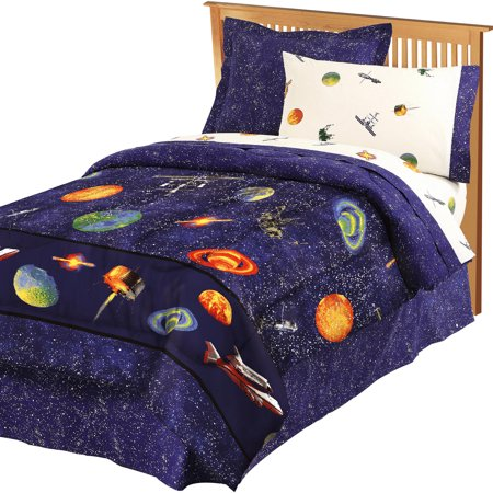My Room Outer Space Bed In A Bag Walmart Com
