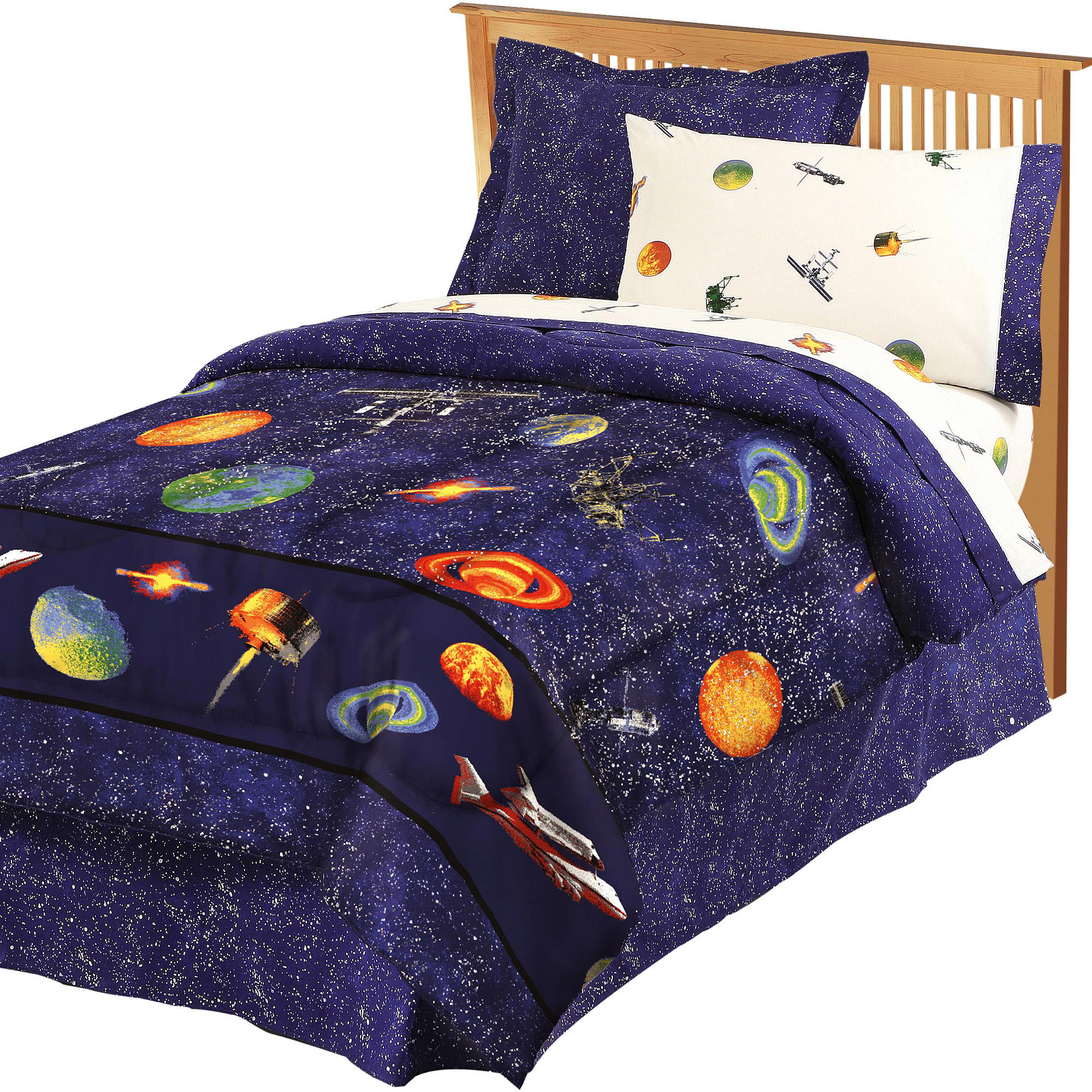 My Room Outer Space Bed in a Bag