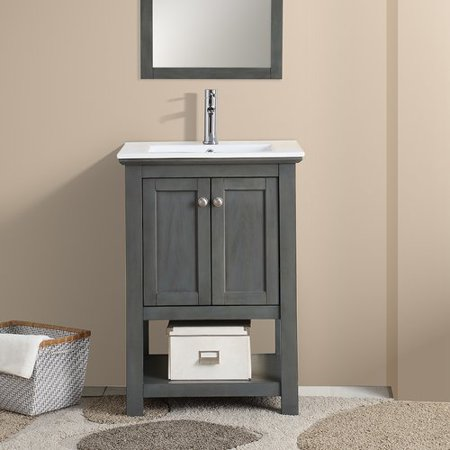 Fresca Cambria Manchester 24 Single Bathroom Vanity Set