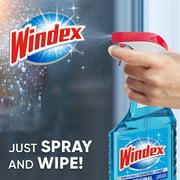 Windex Glass Cleaner Trigger Bottle Original Blue 32 Fl Oz
