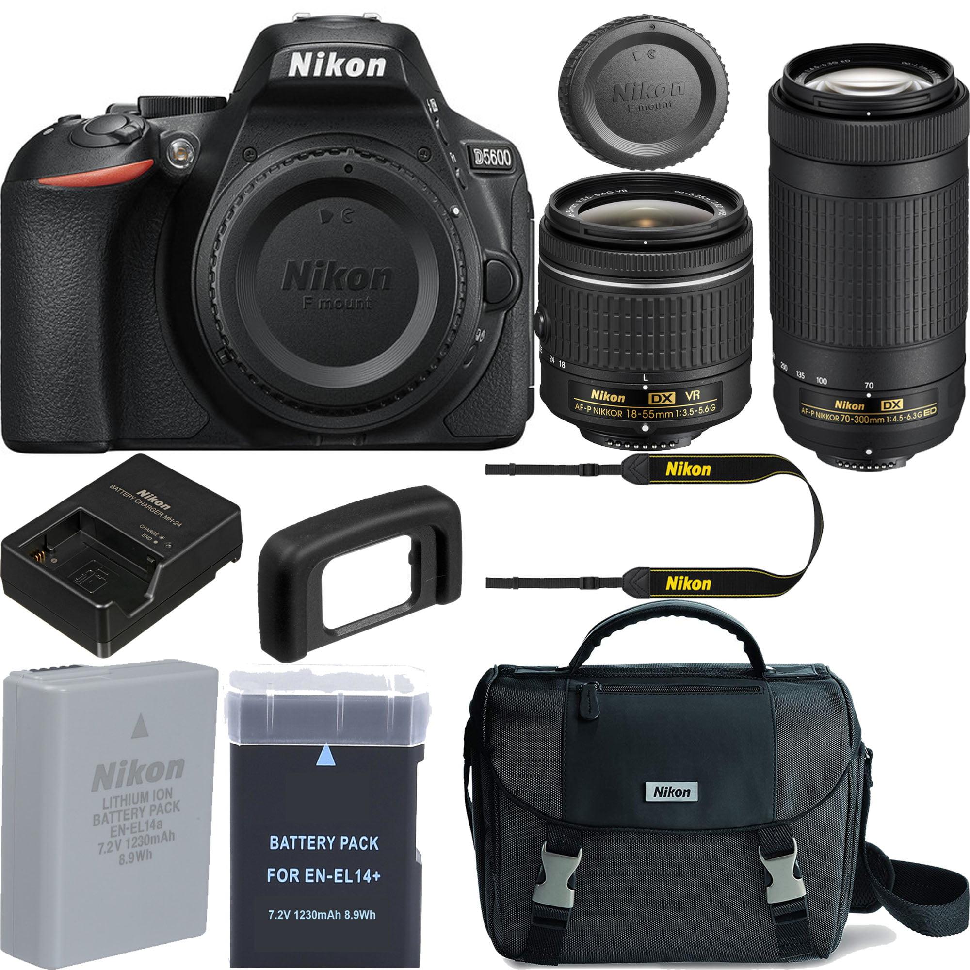 best Nikon D5600 bundles