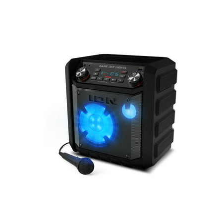 In Music Brand, Inc. Ion Game Day Lights Bluetooth Speaker