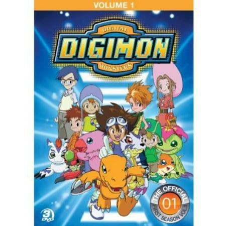Digimon Adventure: Volume 1 (DVD)