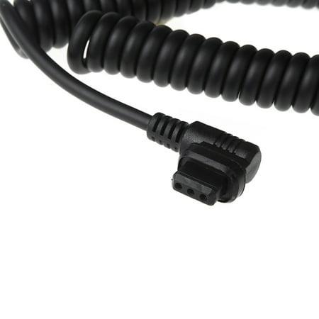 Godox CX câble d'alimentation pour la connexion PB820 PB960 flash Power Pack Canon Speedlite 600EX et, 550EX, 580EX II, 430EZ, 540EZ, 550EX - image 1 de 1