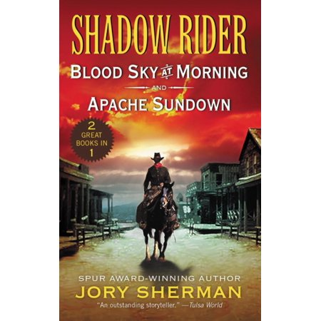 Shadow Rider: Blood Sky at Morning and Shadow Rider: Apache Sundown : Two Classic Westerns](Apache Headress)