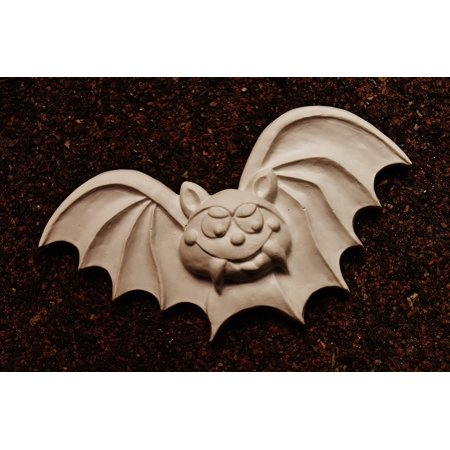 LAMINATED POSTER October Bat Ghost Happy Halloween Halloween Autumn Poster Print 24 x 36 - Happy Halloween To Print