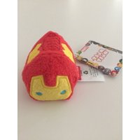"""disney usa authentic tsum 3 1/2"""" marvel iron man no chinese replica new with tags"""