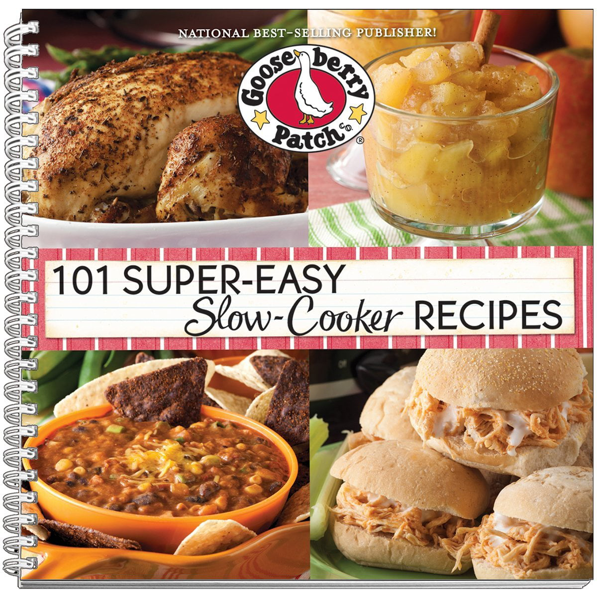 101 Super Easy Slow Cooker Recipes-, 101 Super Easy Slow Cooker Recipes- By Gooseberry Patch by
