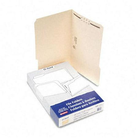 Esselte Pendaflex FM310 MLA 1-Fastener Classification Folders with 1/3 Cut Tabs  Legal  50/bx
