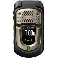 Sprint Kyocera E4277 DuraXT Military Standard Flip Phone. manufacture refurbished