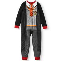 Harry Potter Girl's Pajama Blanket Sleeper Onesie (Little Girls & Big Girls)