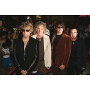 Bon Jovi At Arrivals For World Music Awards 2005 The Kodak Theatre Los Angeles Ca August 31 2005 Photo By Tony GonzalezEverett Collection Celebrity