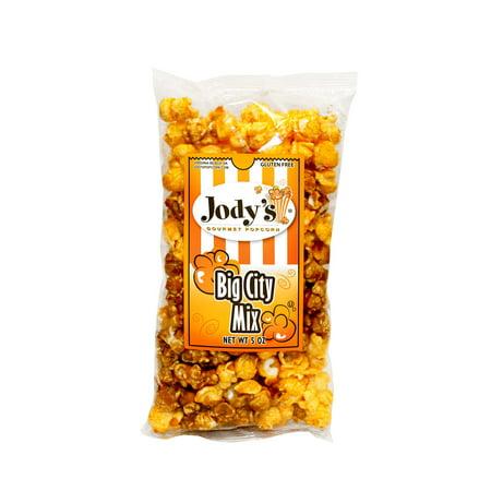 - Jody's Gourmet Popcorn Big City Mix, 5 Ounce