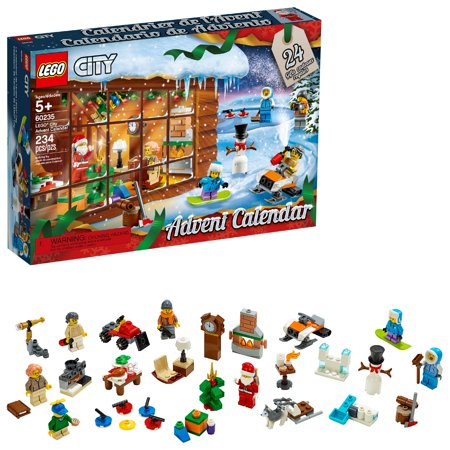 LEGO® City 2019 Advent Calendar 60235