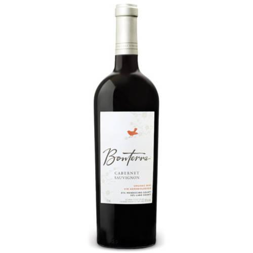 Bonterra Cabernet Sauvignon Wine, 750 mL