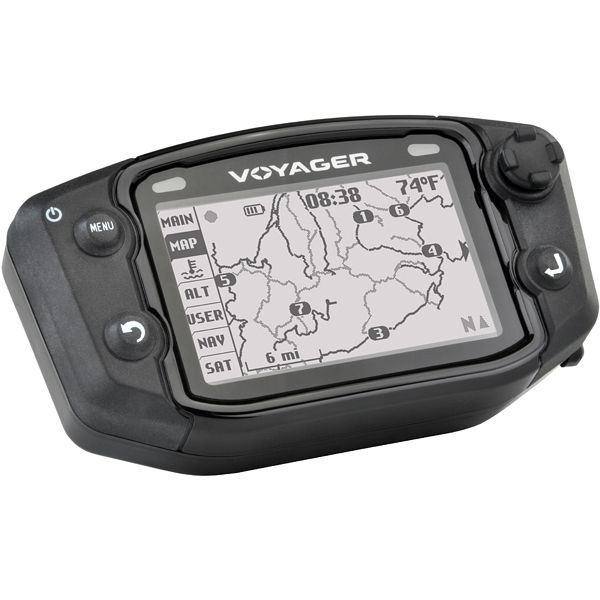 Trail Tech Voyager Offroad Computer Fits 08-13 Yamaha YFM700 Grizzly 700FI 4x4