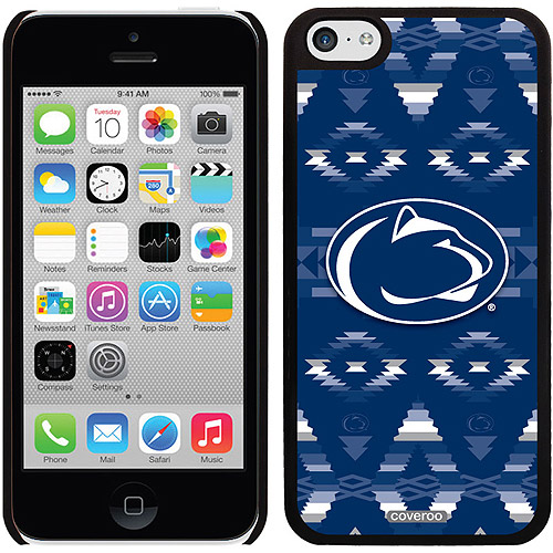 Penn State Tribal Design on Apple iPhone 5c Thinshield Snap-On Case by Coveroo