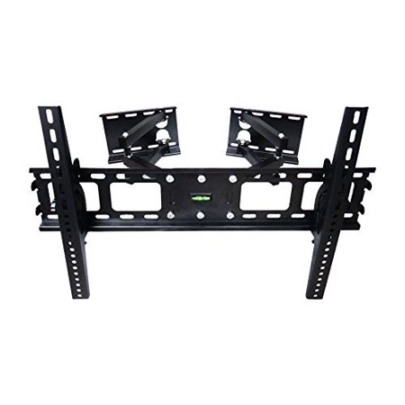 Impact Resistant Wall Mount - Impact Mounts Corner TV Wall Mount for Plasma, LCD, LED TVs 37 -63
