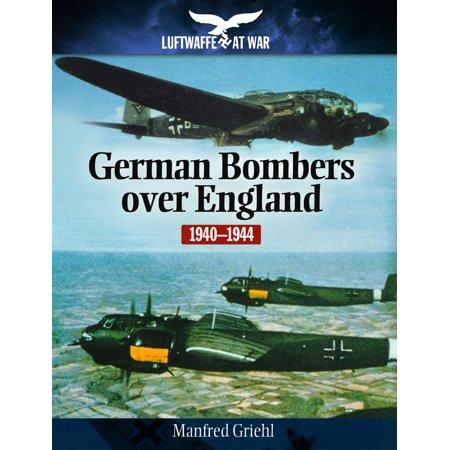 German Bomber (German Bombers Over England - eBook)