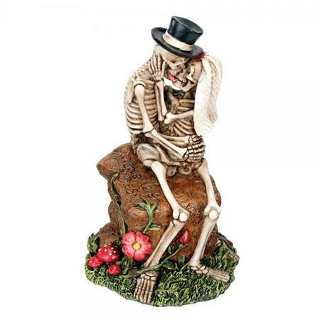 Love Rocks Collectible Skeleton Figurine ()