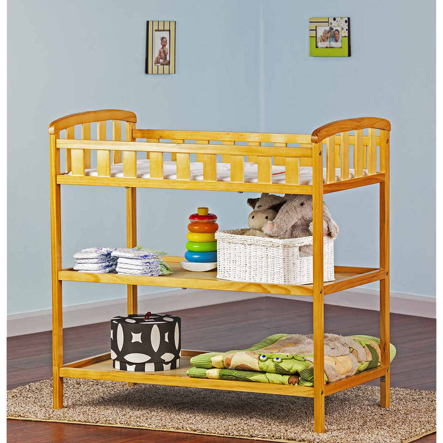 Dream on Me - Emily Changing Table, Choose your Finish