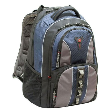SwissGear 15.6in Cobalt Notebook Backpack - Walmart.com