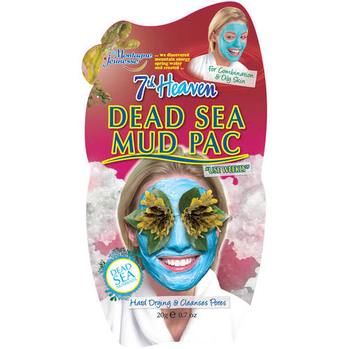 Image of 7th Heaven Dead Sea Mud Pac, 0.7 oz.